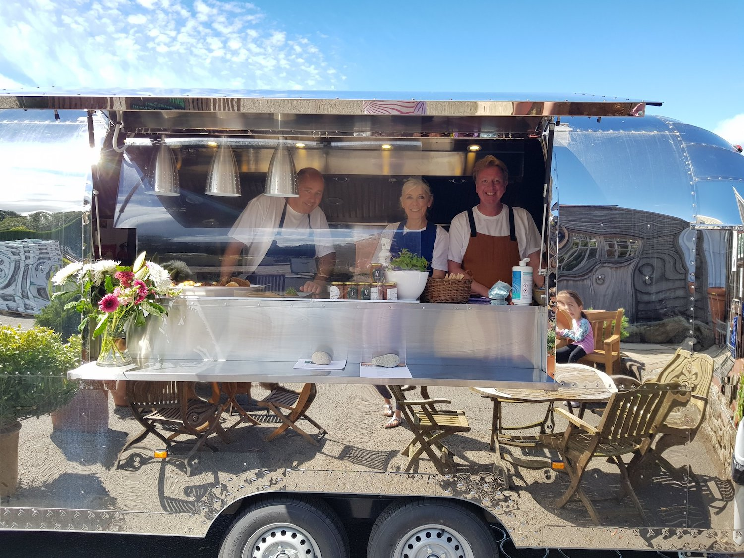 Food Business Concession Trailers